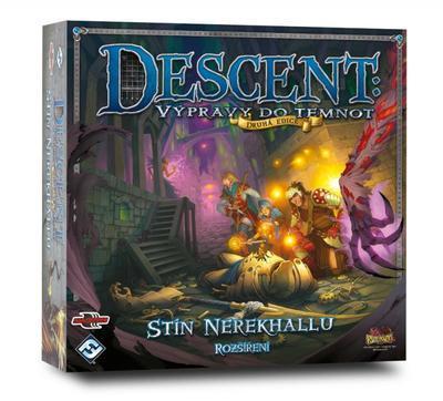 Descent - druhá edice: Stín Nerekhallu - 1