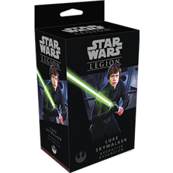 Star Wars Legion: Luke Skywalker Operative Expansion - EN