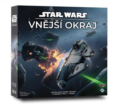 Star Wars: Vnější okraj - 1