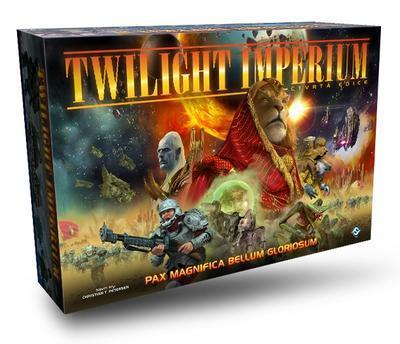 Twilight Imperium 4. edice - 1