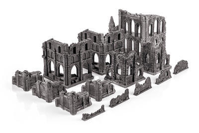 Gothic Ruins Set - 1