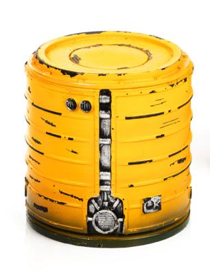 Large tank 3D file - 1