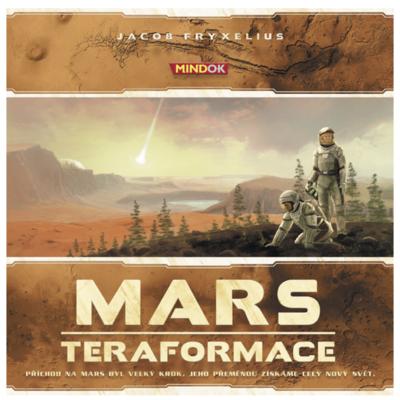 Mars: Teraformace - 1