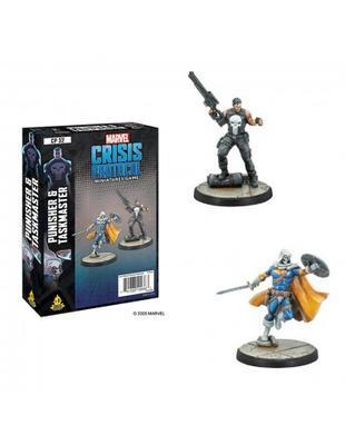 Marvel Crisis Protocol: Punisher and Taskmaster - EN