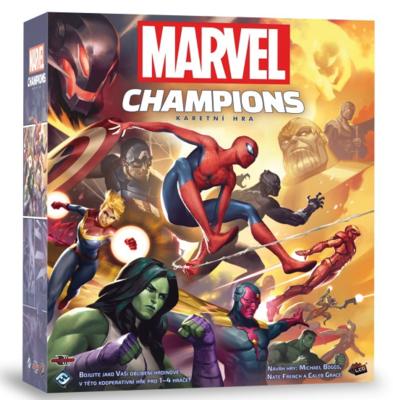 Marvel Champions: karetní hra - 1
