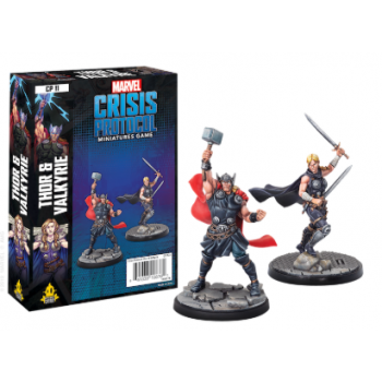 Marvel Crisis Protocol: Thor and Valkyrie - EN
