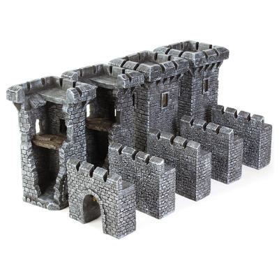 Medieval Castle Set - 1