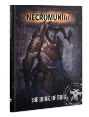 NECROMUNDA: THE BOOK OF RUIN ENG