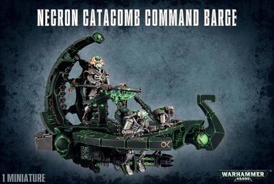 NECRON CATACOMB BARGE.