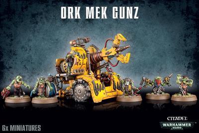 ORK MEK GUN