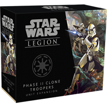Phase II Clone Troopers Unit Expansion.
