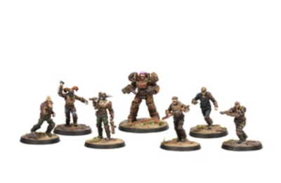 Fallout: WW Raiders Core Set