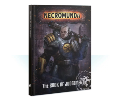 Necromunda: Book of Judgement ENG
