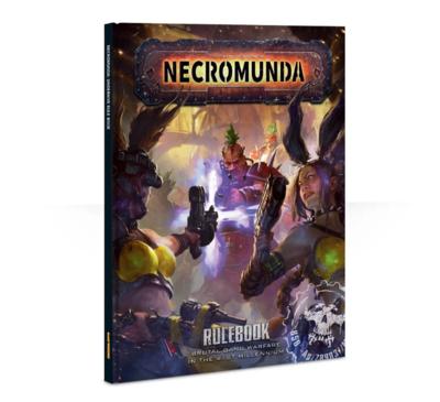 Necromunda: Rulebook ENG