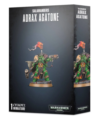 SALAMANDERS ADRAX AGATONE
