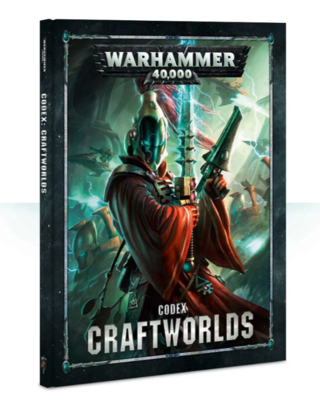 CODEX: CRAFTWORLDS ENG