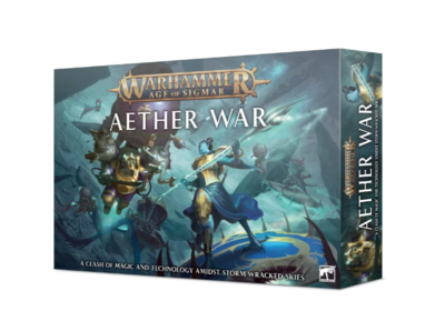 AGE OF SIGMAR: AETHER WAR (ENG) - 1