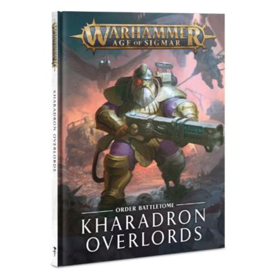 BATTLETOME: KHARADRON OVERLORDS (HB) EN