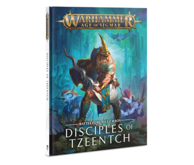 Battletome: Disciples of Tzeentch ENG