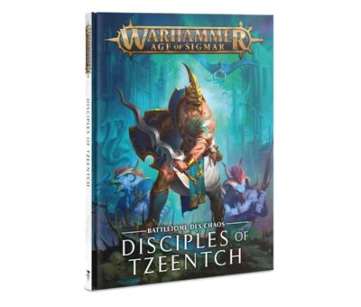 Battletome: Disciples of Tzeentch ENG