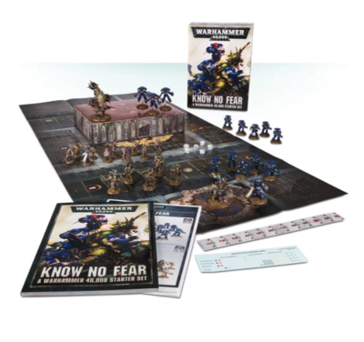 WARHAMMER 40000: KNOW NO FEAR (ENG)