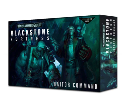 BLACKSTONE: TRAITOR COMMAND