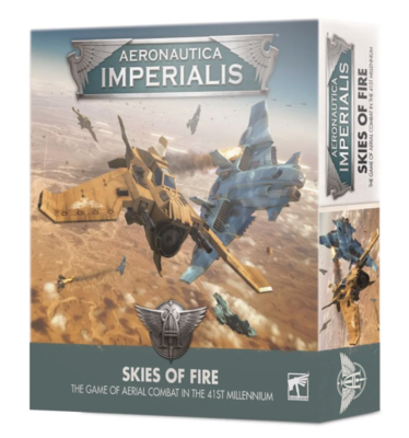 A/I: SKIES OF FIRE SET - 1
