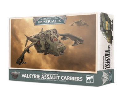 A/I: VALKYRIE ASSAULT CARRIERS