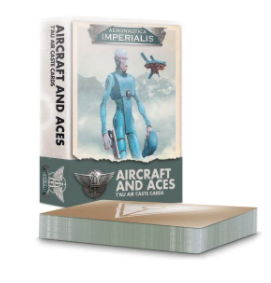 A/I:AIRCRAFT & ACES T'AU AIR CASTE CARDS