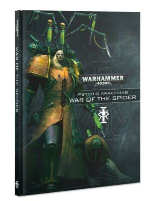 PSYCHIC AWAKENING: WAR OF THE SPIDER ENG