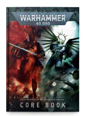 WARHAMMER 40000: CORE BOOK (EN)