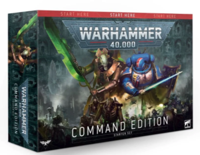 WARHAMMER 40000 COMMAND EDITION (ENG) - 1