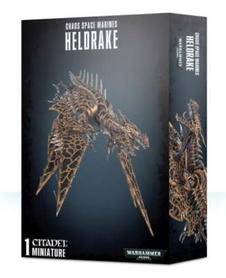 CHAOS SPACE MARINES HELDRAKE