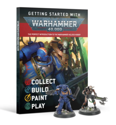 GETTING STARTED WITH WARHAMMER 40K (ENG)