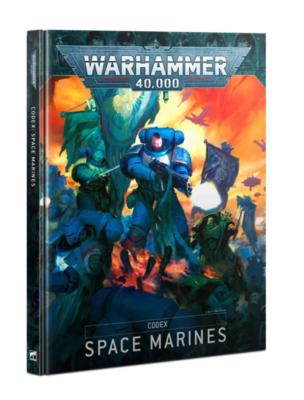 CODEX: 9th ed. SPACE MARINES (ENG)