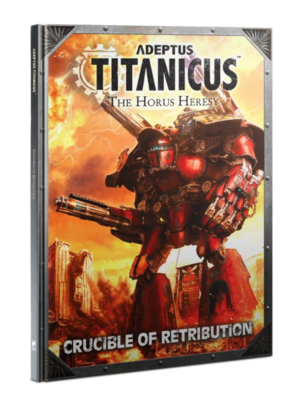A/T: CRUCIBLE OF RETRIBUTION (ENG)