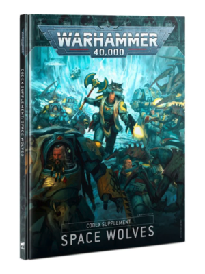 CODEX: SPACE WOLVES (ENG)