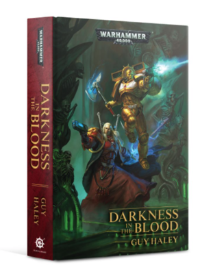 DARKNESS IN THE BLOOD (HB)