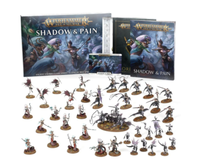 AGE OF SIGMAR: SHADOW AND PAIN (ENG) - 1