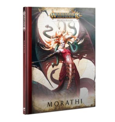 BROKEN REALMS: MORATHI (HB) (ENG)