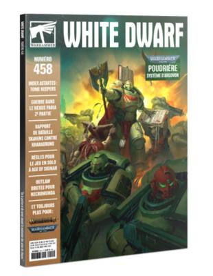WHITE DWARF 458 (ENG) - 1