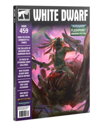 WHITE DWARF 459 (DEC-20) (ENGLISH).