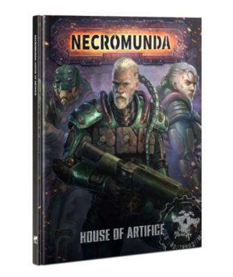 NECROMUNDA: HOUSE OF ARTIFICE (ENG).