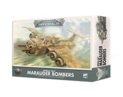 A/I: IMPERIAL NAVY MARAUDER BOMBERS.