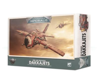 A/IMPERIALIS: ORK AIR WAAAGH! DAKKAJETS.