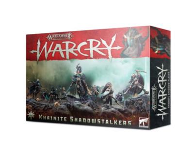 WARCRY: KHAINITE SHADOWSTALKERS.