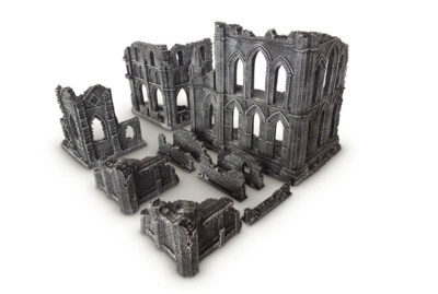 Gothic Ruins Set 2 - 1