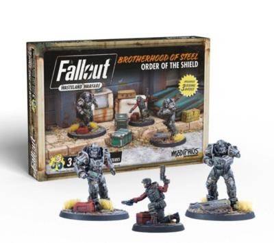 Fallout: WW Brotherhood: O.F.T. Shield