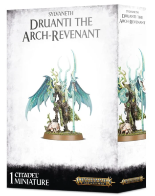 SYLVANETH DRUANTI THE ARCH-REVENANT