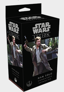 Star Wars Legion: Han Solo Commander - EN